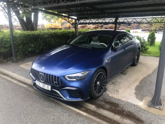GT53 AMG 4MATIC+