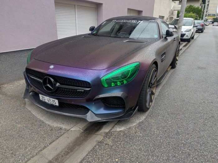 GT S AMG Edition 1