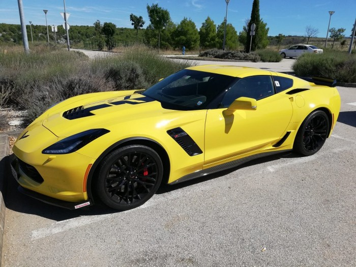 Corvette C7 Z06 Coupe