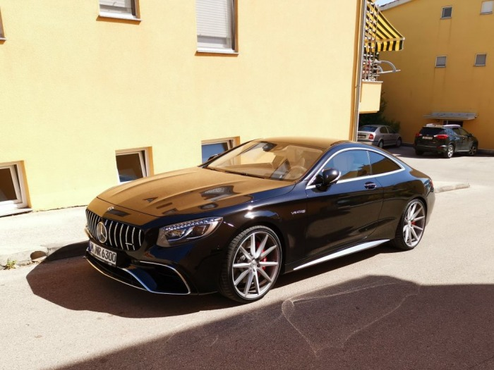 S63 AMG Coupe 4MATIC+