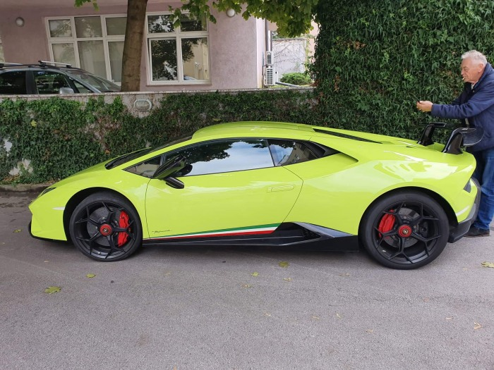Huracan LP 640-4 Performante