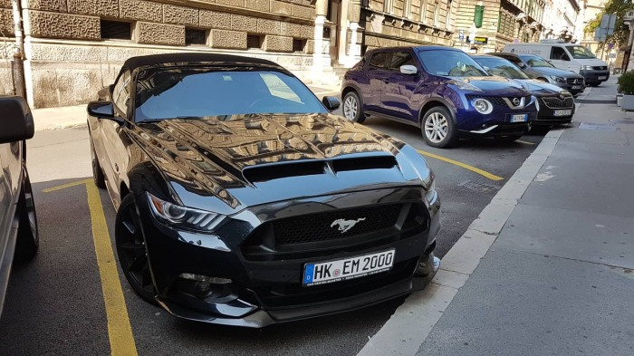 Mustang GT Convertbile