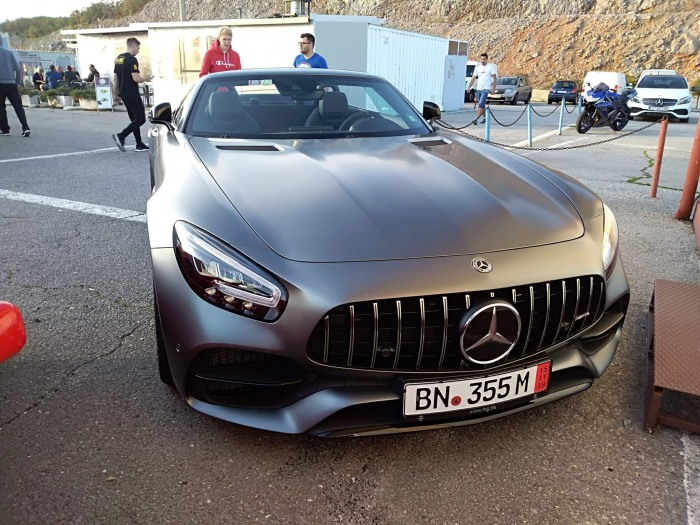GT C AMG Roadster