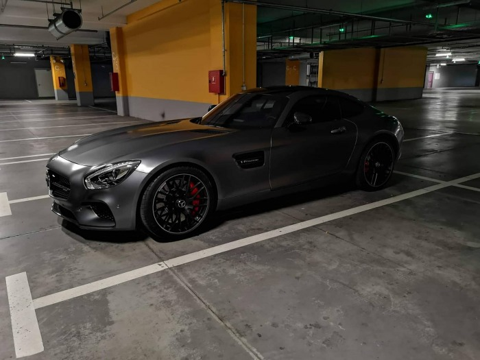 GT S AMG