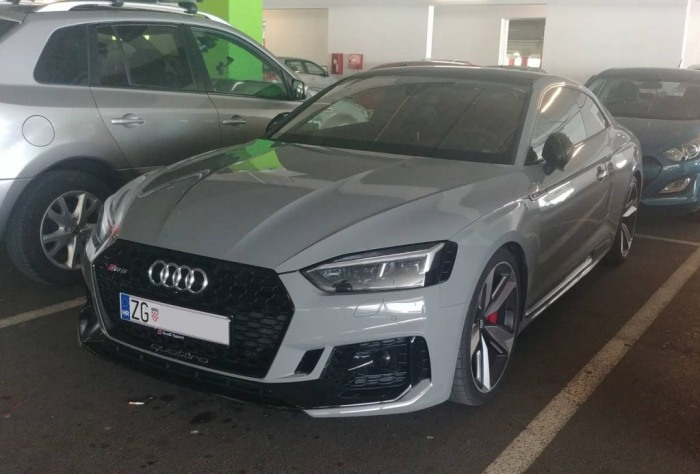 RS5 Coupe