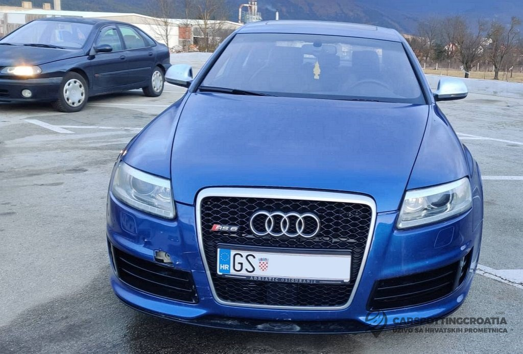 Audi RS6 - CarSpottingCroatia