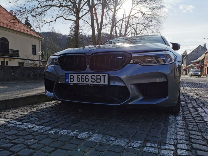 M5 Competition Package