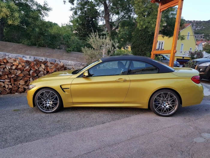 M4 Cabrio Competition Package
