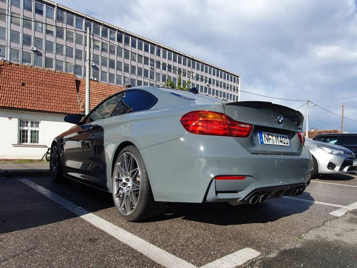 M4 Competition Package