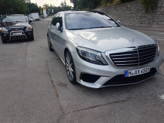S63 AMG 4MATIC