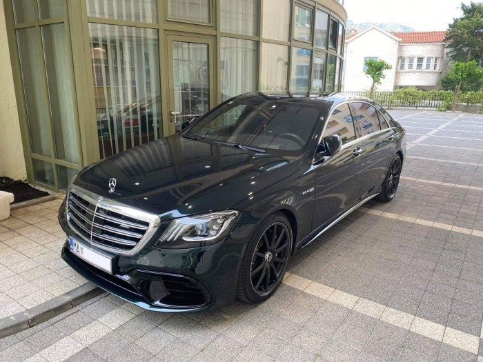 S63 AMG 4MATIC+