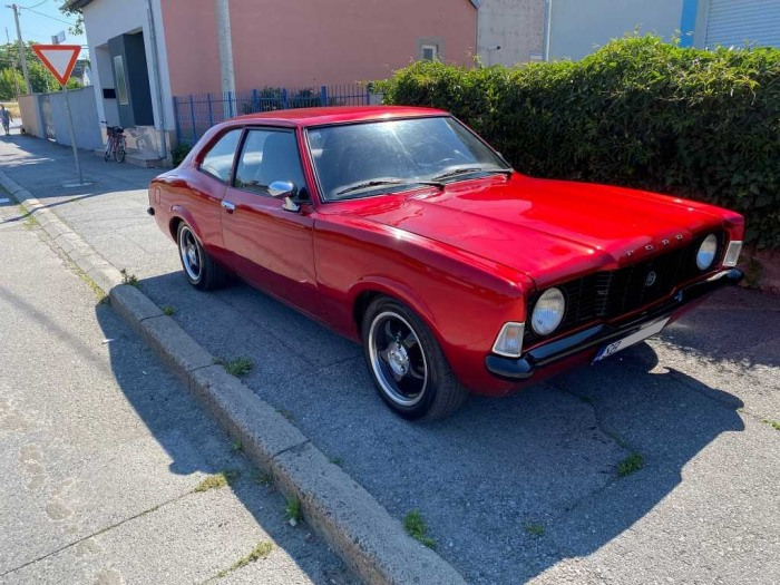 Cortina Coupe