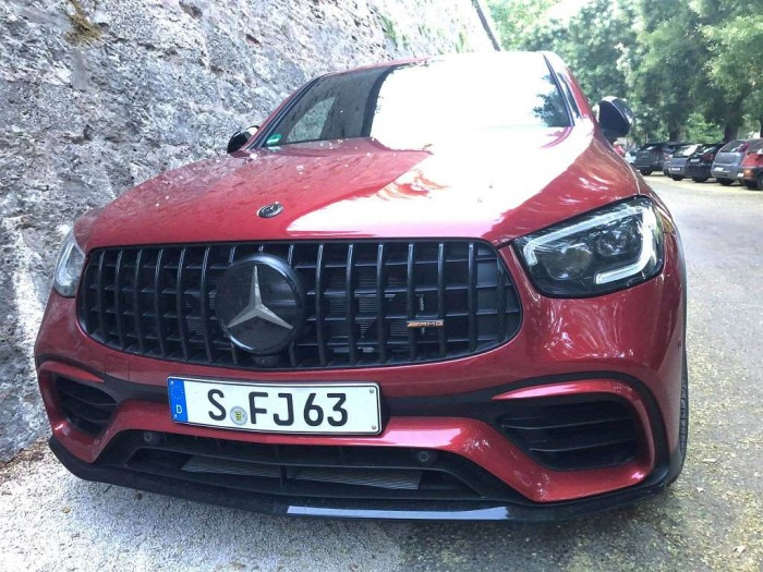 GLC63 S AMG 4MATIC+ Coupe