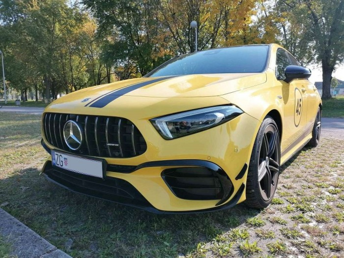 A45 S AMG 4MATIC+