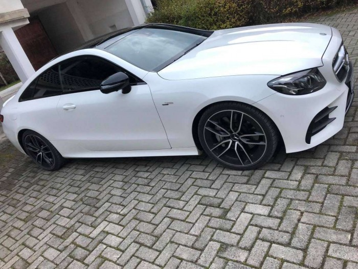 E53 AMG 4MATIC+ Coupe