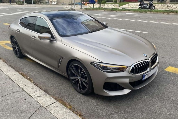 840d xDrive Gran Coupe
