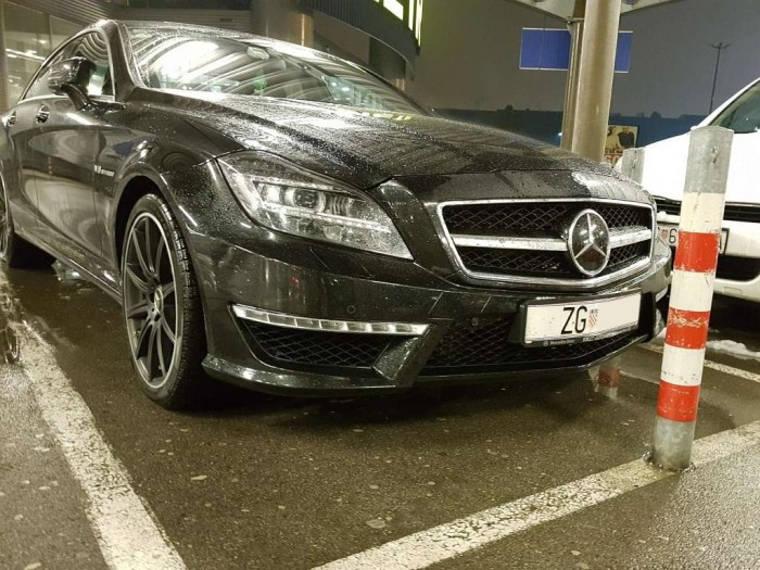 CLS63 S AMG