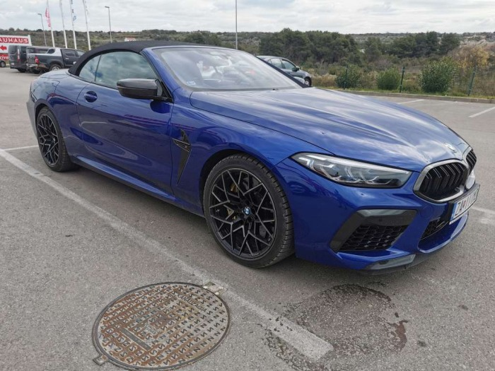 M8 Competition Cabriolet
